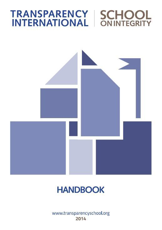 Transparency School Handbook